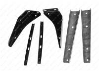 Кронштейны крепления задних брызговиков УАЗ Патриот (с 2015г)( из 6-ти шт)