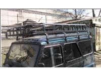 Багажник на УАЗ Хантер Сахалин 2 усиленный 8 опор, 2.2 м
