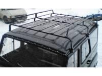 Багажник на УАЗ Хантер Разборный 6 опор 1.80 м