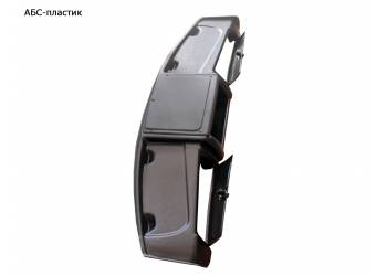 Полка верхняя «Мираж» с двумя ящиками под магнитофон (АБС Пластик) УАЗ 452